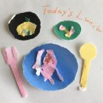 折り紙・おままごと・簡単・作り方・2歳